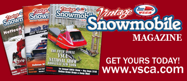 Vintage Snowmobile Magazine