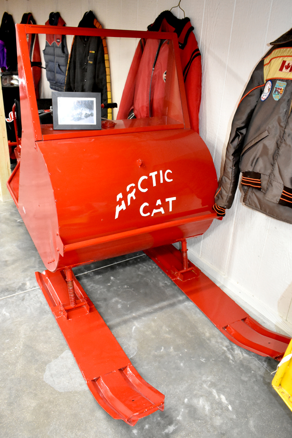 1963 Arctic Cat Model 101