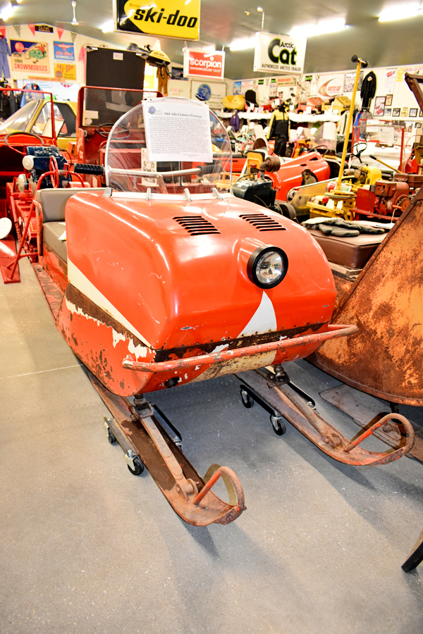 1965 Allis Chalmers Prototype