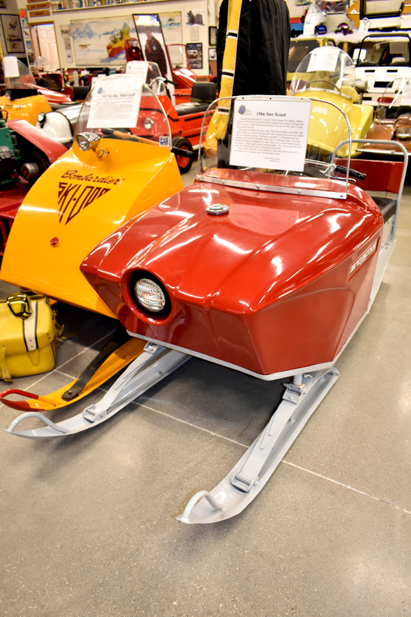 1966 Sno Scoot