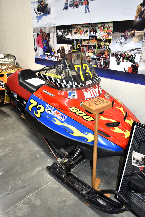 2000 Polaris Race Sled