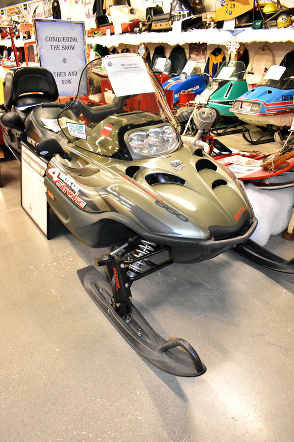 2001 Arctic Cat Yellowstone Special