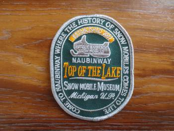 Museum patch
