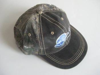 Hat with Museum Logo, Camo
