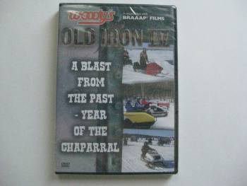 A Blast from the Past-Year of the Chaparral