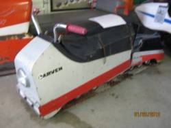 70's Larven Snow Vehicle