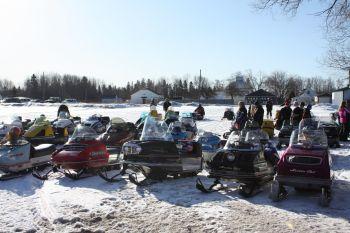 2010 Ride- Parking lot