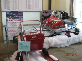 Another view of the Hagerty display