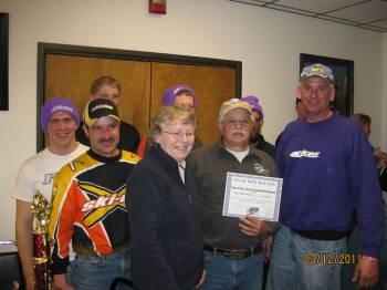 Team Viking Donation