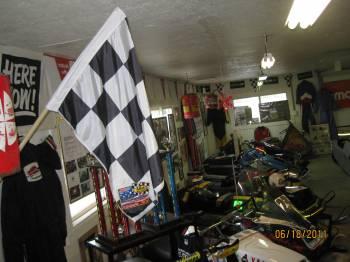 Eagle River Race flag