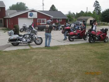 Dry Riders Motorcycle Club