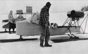 Wing Aero Sleigh