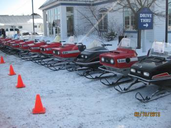 Ski Whiz Featured Sled lineup