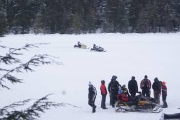 2013 Ride to Cranberry Lodge & lake