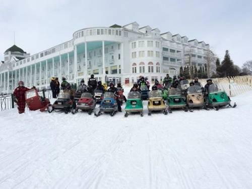 Mackinac Island Trip 2015